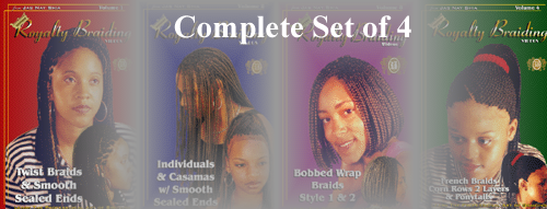 Order Hair Braiding DVDs